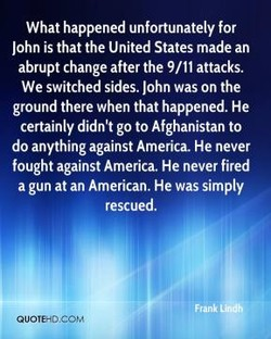 What happened unfortunately for 