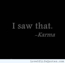 I saw that. 
