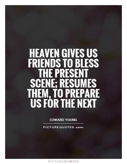 HEAVEN GIVES US 