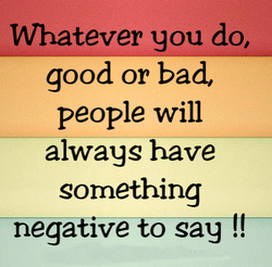 Whatever you do, 