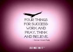 FOUR THINGS
