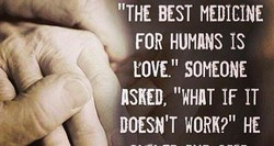 !'THE BEST MEDICINE 