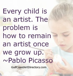 Every child is 