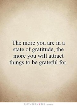 The more you are in a