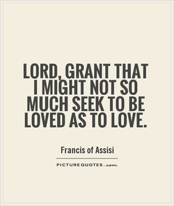 LORD GRANT THAT 