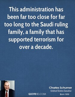 This administration has 