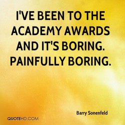 I'VE BEEN TO THE 