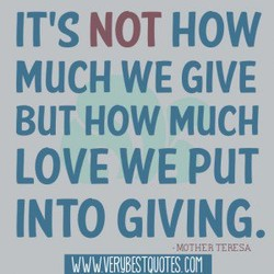 IT'S NOT HOW 