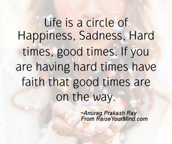 Cife is a circle of