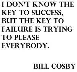 1 DON'T KNOW THE 