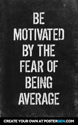 MOTIVATE!) 