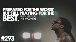 PREPARED THE WOßT 