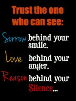 Trust the one 