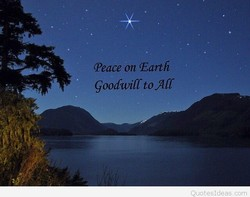 Peace on 'Earth 