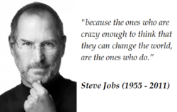 ' because the ones who are 