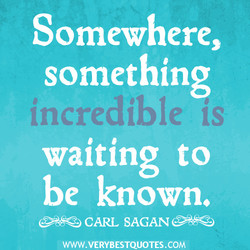 Somewhere, 