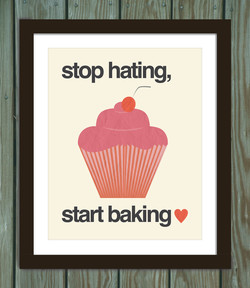 stop hating, 