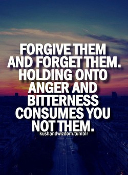 FORGIVE THEM 
