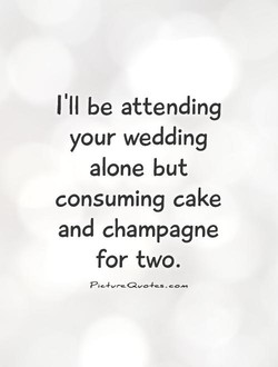 I'll be attending 