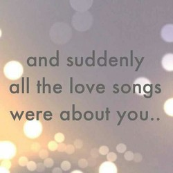 and suddenly 
