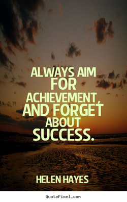 ALWAYS AIM 