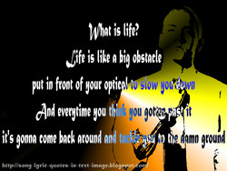 is life? 