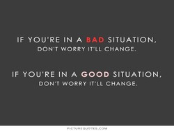 IF YOU'RE IN A 