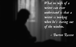 What no wife ofa 