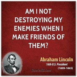 AM I NOT 