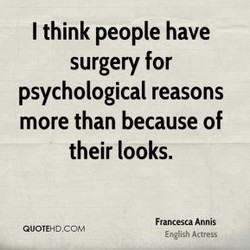 I think people have 