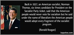 Back in 1927, an American socialist, Norman 