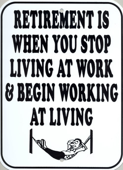 RETIREMENT IS 
