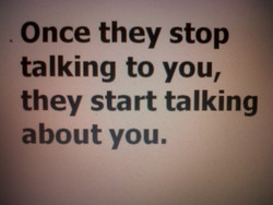 Once they stop 