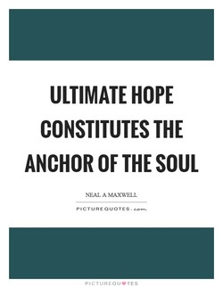 ULTIMATE HOPE 