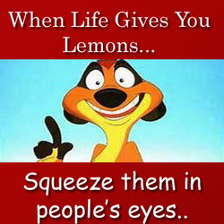 When Life Gives You 
