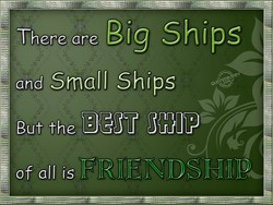 Big Ships 