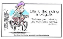 Life is Ilke riding 