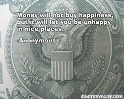 Yutzit will'Ie€YOu be unhappy
