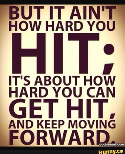BUT IT AIN'T