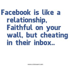 Facebook is like a 
