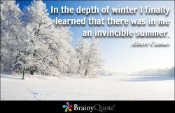 In the depth of winterfiiha 