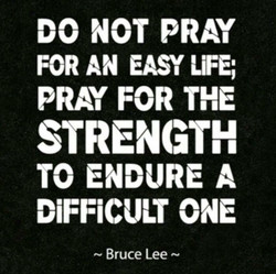 DO NOT PRAY 