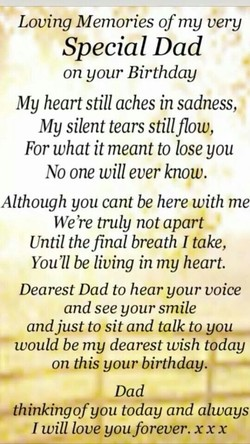 Loving Memories of my very 