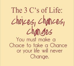 The 3 ofLife: