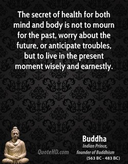 The secret of health for both 