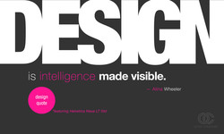 is intelligence made visible.