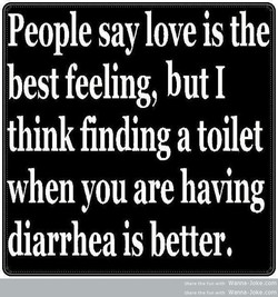 People say love is the 
