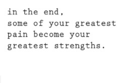 in the end , 
