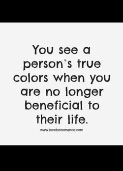 You see a 