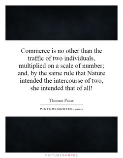 Commerce is no other than the 